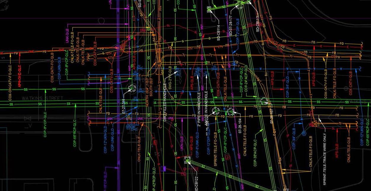 Underground Utility Investigation after image