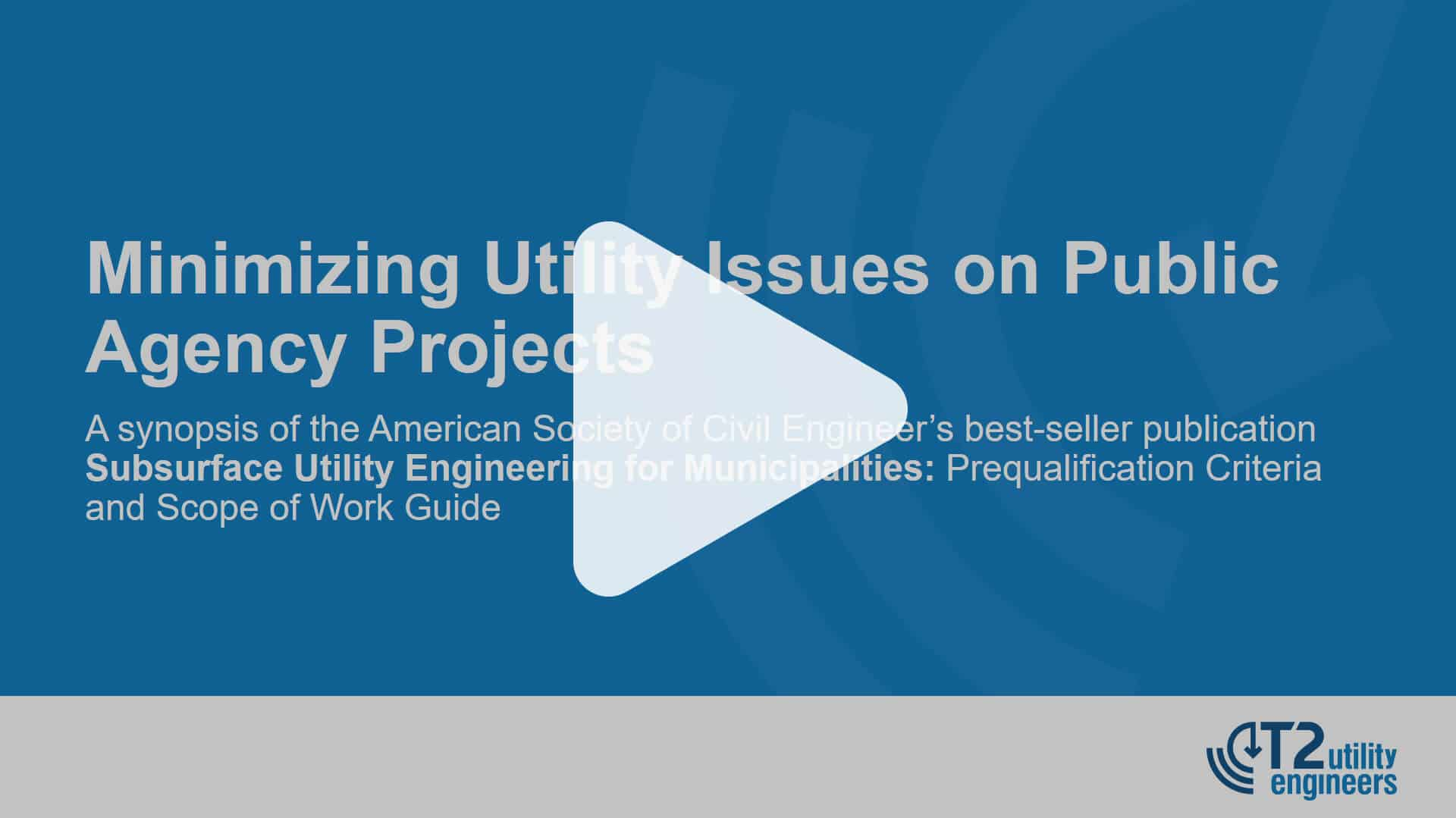 minimizing-utility-issues-on-public-agency-projects