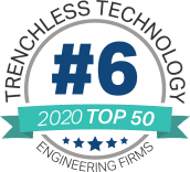 Trenchless Technology Top 50 2020 logo