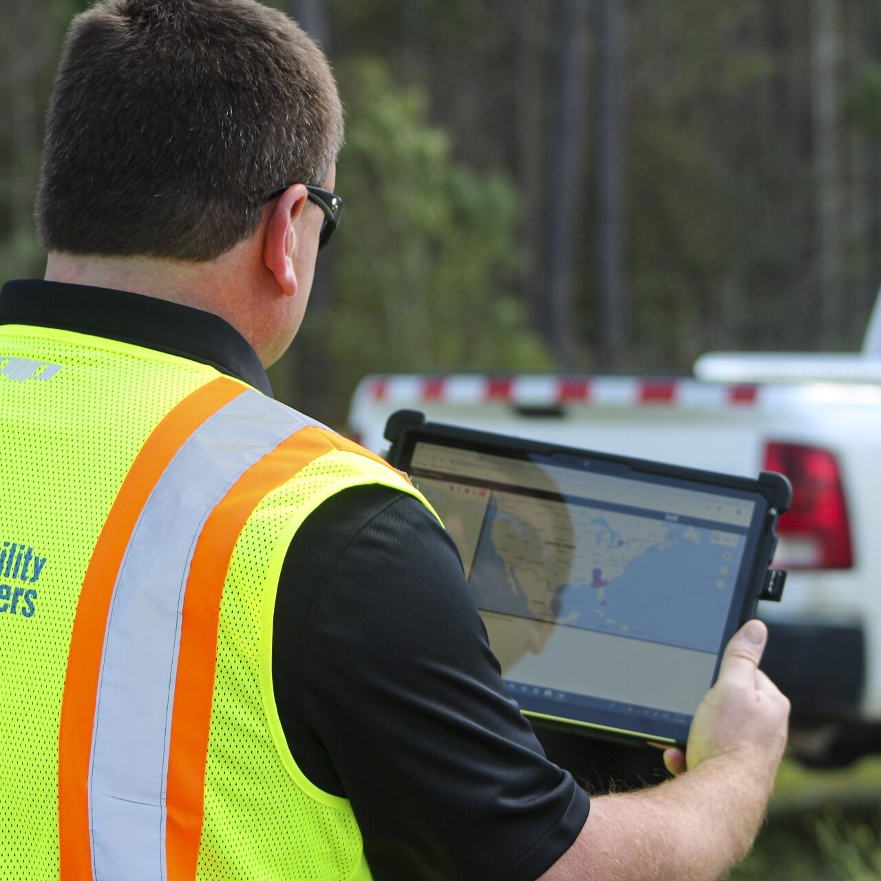 Builterra being used in the field